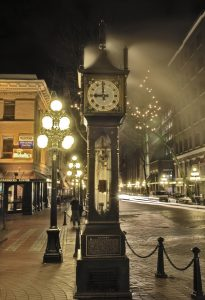 The Steamclock